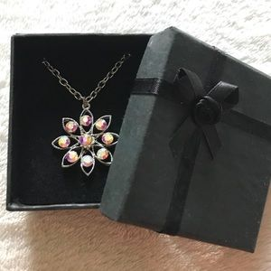 Swarovski Crystal Necklace Pendant
